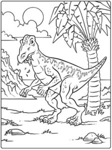 Free Coloring Page Preview